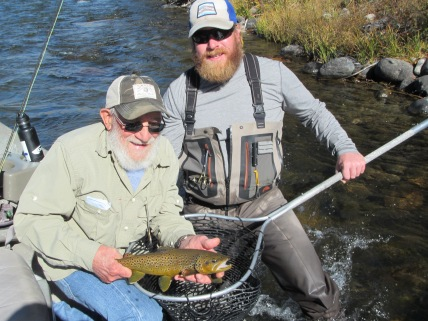Madison River brownie