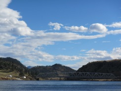 Missouri River Wolf Creek Bridge